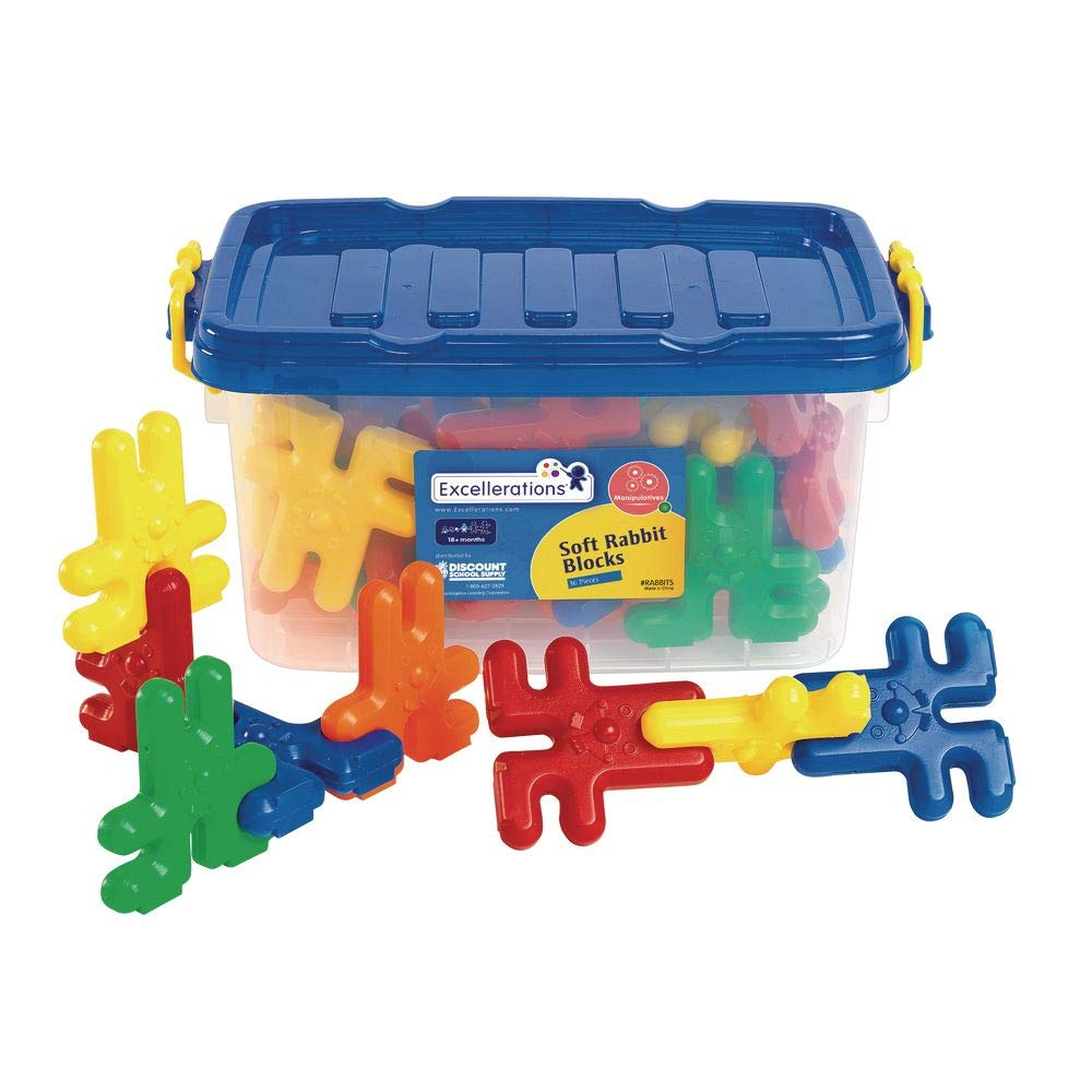 Excellerations Construction Sale Special Price Toys STEM Blocks Los Angeles Mall Building 3