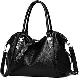 Pahajim Fashion Women Handbag PU Handbags Office Ladies bolso de hombro portátil señoras bolsos a la venta