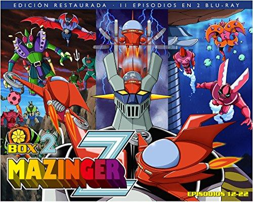Mazinger Z Box 2 - Bd (2) [Blu-ray]