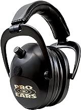 Pro Ears Gold II 26 - Electronic Hearing Protection & Amplification - Shooting Earmuff - NRR 26 - Electronic Hearing Protector Ear Muffs