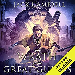 The Wrath of the Great Guilds audiobook cover art