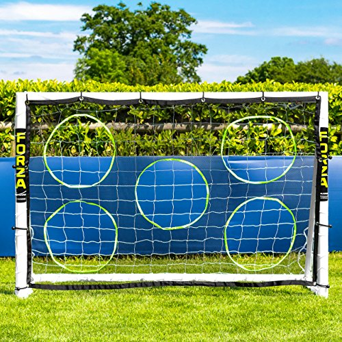 FORZA Soccer Goal Target Sheets [Goal Not Included] (6ft x 4ft)