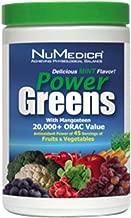 NuMedica - Power Greens Mint - 300 Grams / 30 Servings