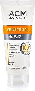 Acm Sensitelial SPF Sunscreen Cream 40 ml, Pack of 1