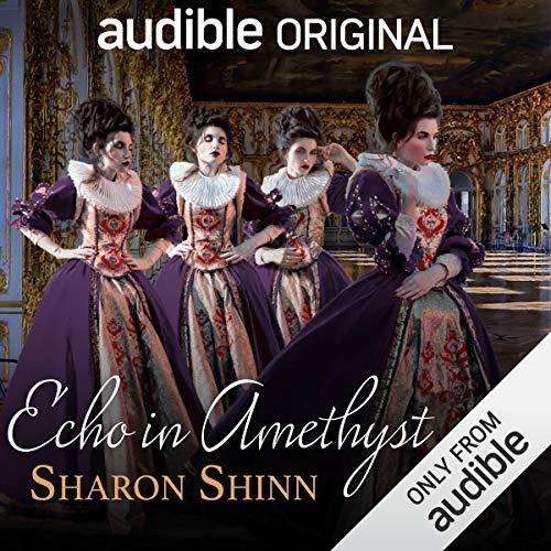 Echo in Amethyst audiobook cover art