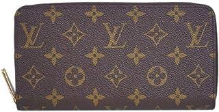 (ルイヴィトン) LOUIS VUITTON M41895 財布 ラウンドファスナー長財布 12枚カード モノグラム ジッピー・ウォレット フューシャ [並行輸入品]