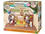 SYLVANIAN FAMILIES Sylvanian Families-8718637028879 Supermercado, Multicolor...