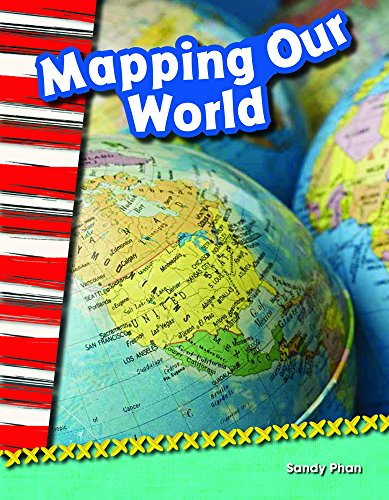 Mapping Our World (Primary Source Readers) (English Edition)
