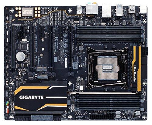Gigabyte LGA2011-3 Intel X99 SLI ATX DDR4 3000 Motherboard GA-X99-SLI