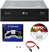 LG WH16NS40 16X Super Multi M-Disc Blu-Ray BDXL DVD CD Internal Burner Writer Drive +..