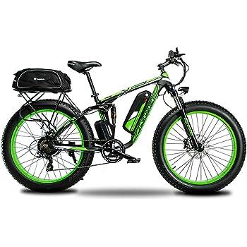 Extrbici XF800 - Amortiguador eléctrico para bicicleta de montaña ...