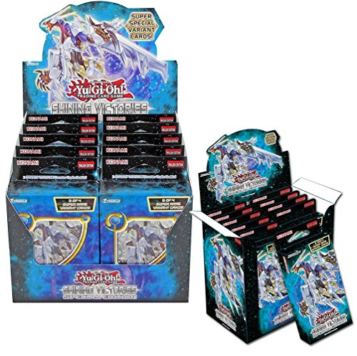 Shining Victories - Special Edition - Display Box (10 ct) by Yu-Gi-Oh!