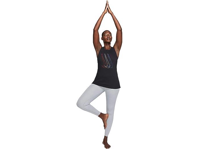 Nike Dry Tank Yoga Soft Wash Zappos Com