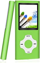 $22 » MP3 Player / MP4 Player, Hotechs MP3 Music Player with 32GB Memory SD Card Slim Classic Digital LCD 1.82'' Screen Mini USB...