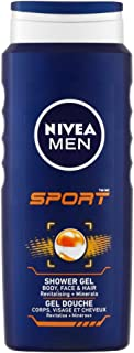 NIVEA MEN Sport Shower Gel, 500ml