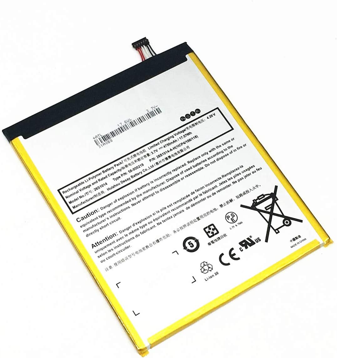 Amazon Kindle Fire Hdx 40.40 Battery Replacement