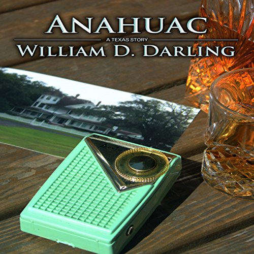 Anahuac audiobook cover art
