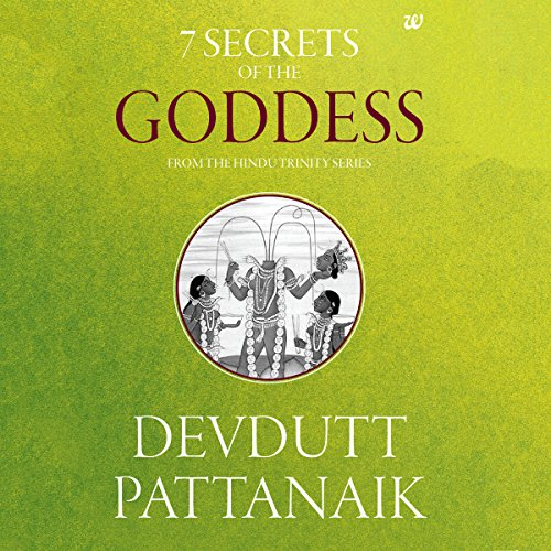 7 Secrets of the Goddess cover art