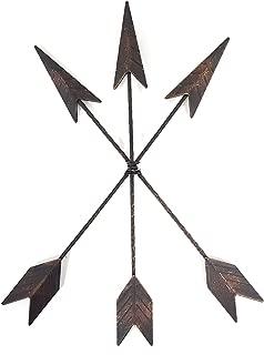 Cast Iron Three Arrow Wall Decor