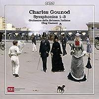 Gounod: Symphonies 1-3 [Oleg Caetani, Orchestra della Svizzera Italiana] [CPO: 777863-2] by Orchestra della Svizzera Italiana (2014-09-25)