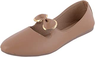 Babes Women's Shoes/Bellies/Jutti Butterfly Shaped for Girls