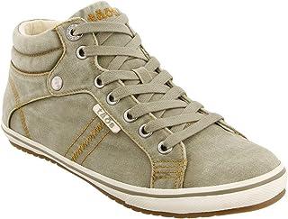 Taos Footwear Women's Top Star Canvas Sneaker