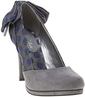 RUBY SHOO Katie Womens Shoes Grey