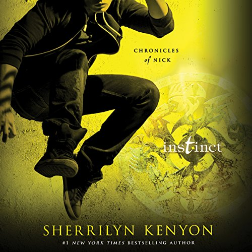 Instinct Audiobook By Sherrilyn Kenyon cover art