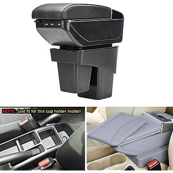 Armrest Box For HONDA CR-Z CRZ Central Center Consoles Lid Arm Rest Cup Holder Z