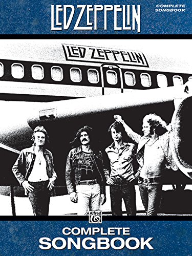 Led Zeppelin -- Complete Songbook: Fake Book Edition