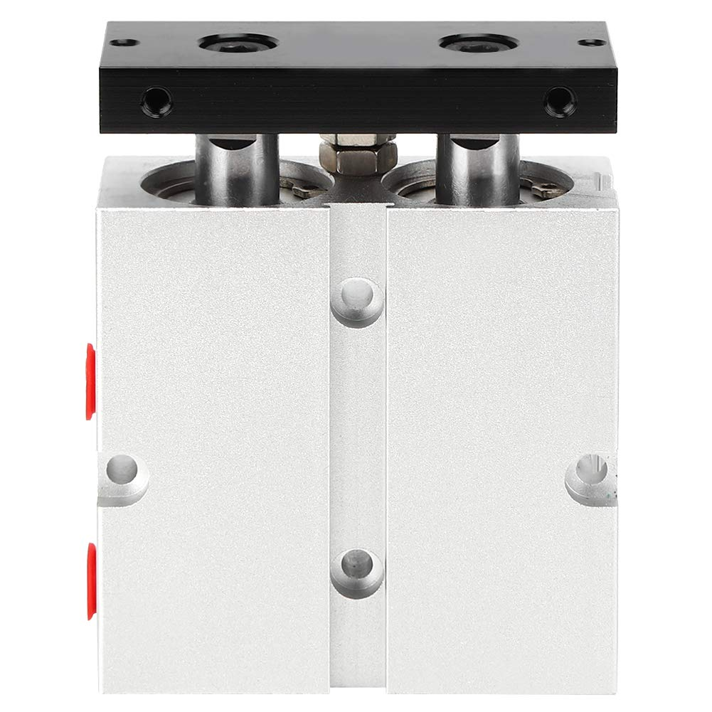 Pneumatic Air Cylinder PD M5 x 0.8 Dual Bore Bargain 1inch Ro 25mm Shaft Detroit Mall