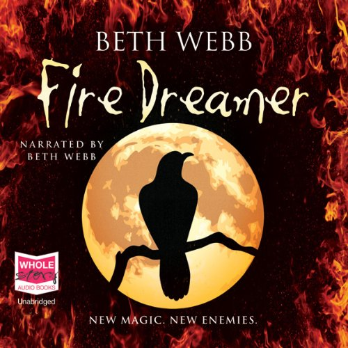 Fire Dreamer cover art