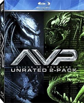 AVP  Alien vs Predator / Aliens vs Predator  Requiem  Unrated Two-Pack  [Blu-ray]