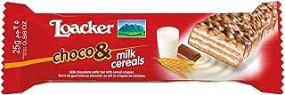 Loacker Choco& Milk & Cereals - 25 gms