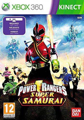 Power Rangers Super Samurai (jeu Kinect)