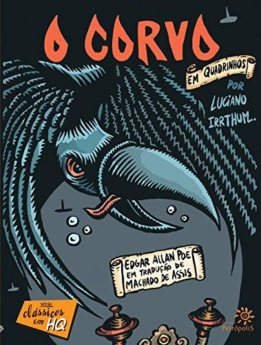O corvo em quadrinhos (Clássicos em HQ)