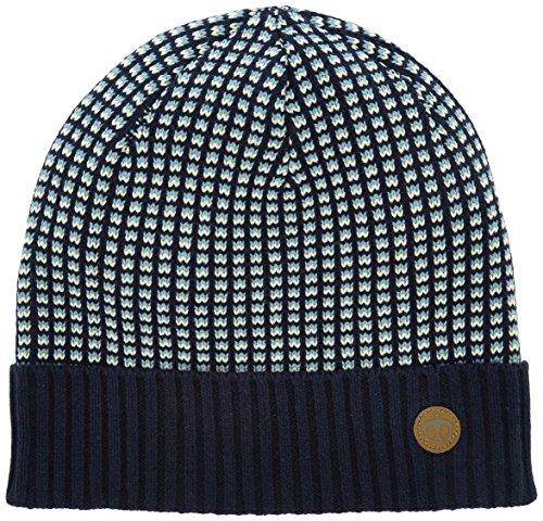 Merc of London Isley, Bonnet Homme, Bleu (Navy 2), Fabricant: Taille Unique