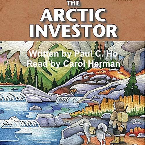 The Arctic Investor audiobook cover art