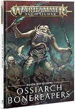 Games Workshop Age of Sigmar: Battletome: Ossiarch Bonereapers