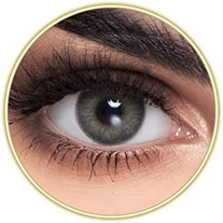 Unisex Contact Lenses, MyLens Light Green, Cosmetic Contact Lenses, 6 Months Disposable, Light Green Color