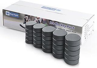 Hug Flight Hockey Pucks Bulk 25 Practice Pucks per Case Official New