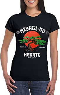 UZ Design Camiseta Miyagi Do Mujer Niño Fan Art Cobra Kai Karate Kid Peliculas 80