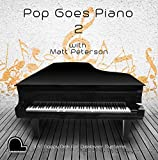 Pop Goes Piano 2 - Yamaha Disklavier Compatible Player Piano Music on 3.5' DD 720k Floppy Disk