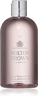 Molton Brown Delicious Rhubarb and Rose Body Wash, 10 Fl Oz