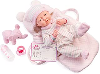 """JC Toys - La Newborn Nursery 