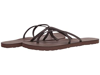 Volcom All Night Long II (Brown) Women