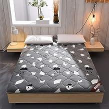 Tatami Mattress, Comfort Portable Folding Lazy Bed for Dorm Room Bedroom
