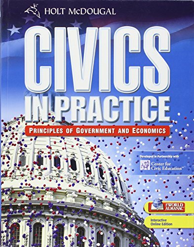 Civics in Practice: Student Edition 2011