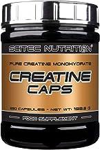 Scitec Nutrition Monohidrato de Creatina 250 capsulas, (1 x 193.8g)