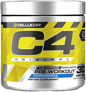 Cellucor C4 Original Pink Lemonade, 6.3 oz (180 g)